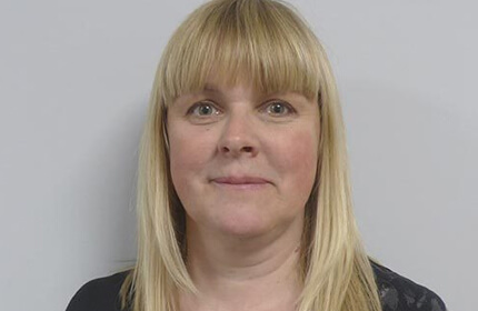 Dr Iveta Garaiova - research manager with Cultech Ltd