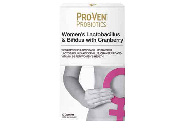 ProVen Probiotics for Women Packaging