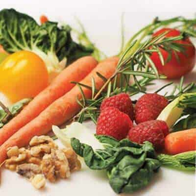 Improve your diet and health with fresh vegetables and fruit - ProVen Probiotics