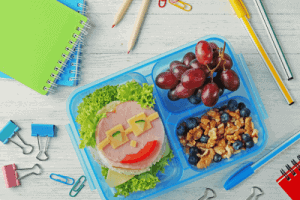 Lunch box ideas – Healthy alternatives