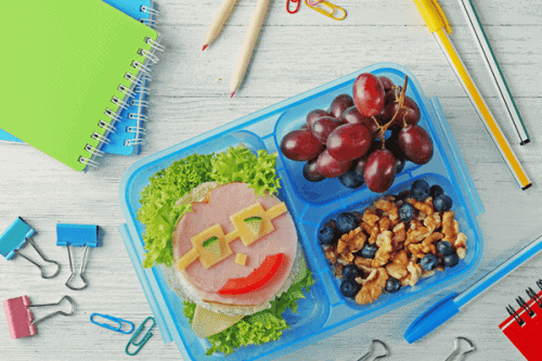Healthy gut-friendly alternative Lunch Box ideas - ProVen Probiotics