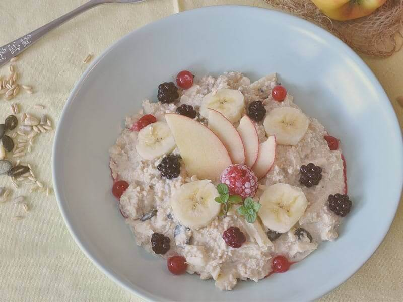 Porridge | Healthy snack ideas for you and the kids - ProVen Probiotics
