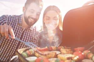 Healthy barbecue ideas