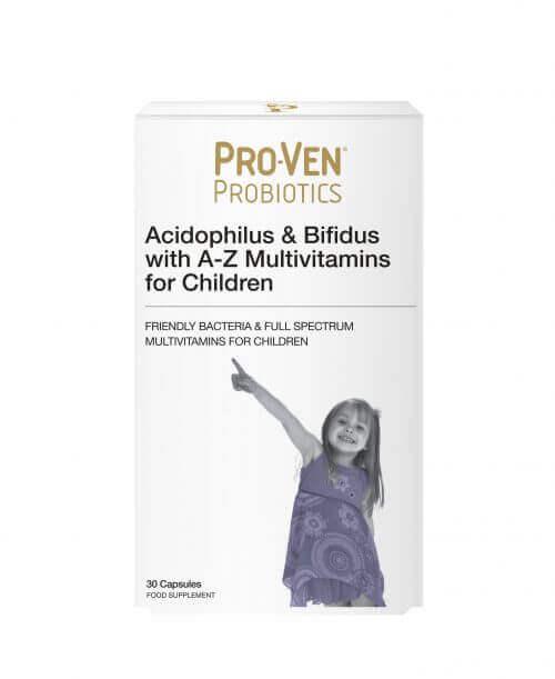 ProVen Probiotics Multivitamin with friendly Bacteria for Children