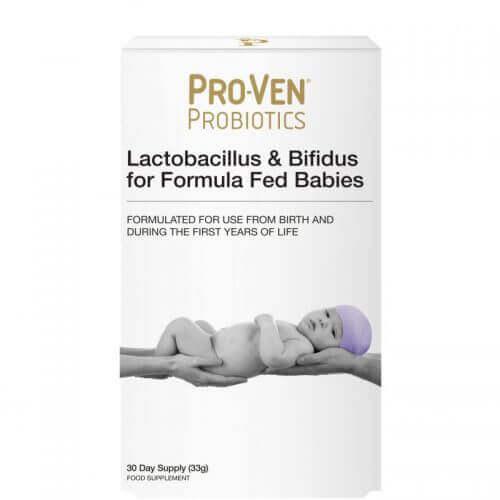 ProVen Probiotics for formula-fed babies - powder with Prebiotics