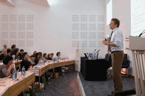 Keynote speech delivered by Dr Nigel Plummer