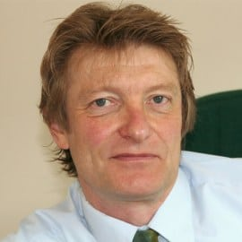 Dr Nigel Plummer - microbiologist and probiotic specialist