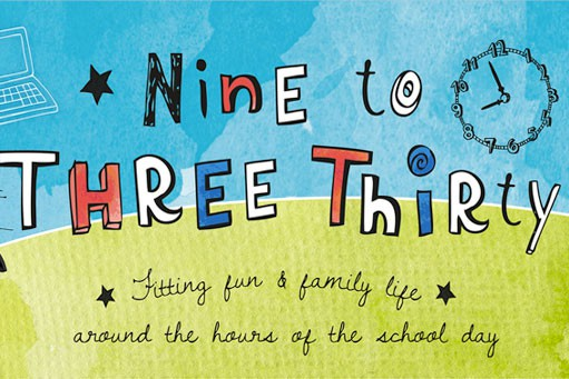 Nine to Three Thirty - A blogger based in Birmingham in the West Midlands and most of what I write is about our family life experiences.