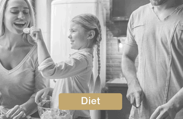 Diet aided with the use of ProVen Probiotics