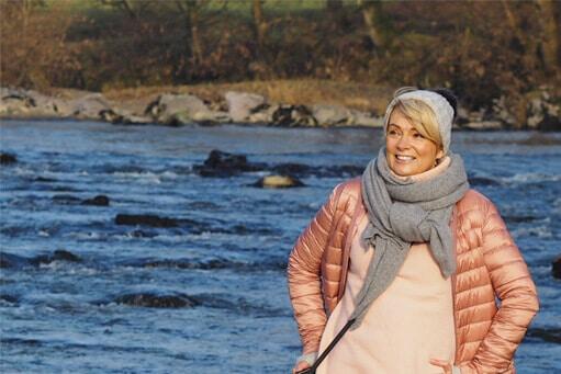 Nikki Garnett's amazing adventure in Transylvania