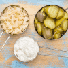 What are the probiotic foods?