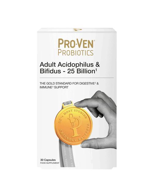 25 Billion product by ProVen Probiotics