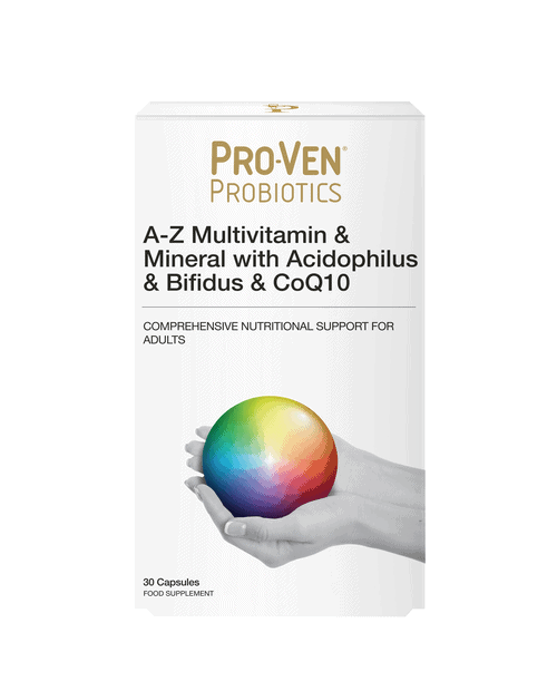 A-Z multivitamin product by ProVen Probiotics