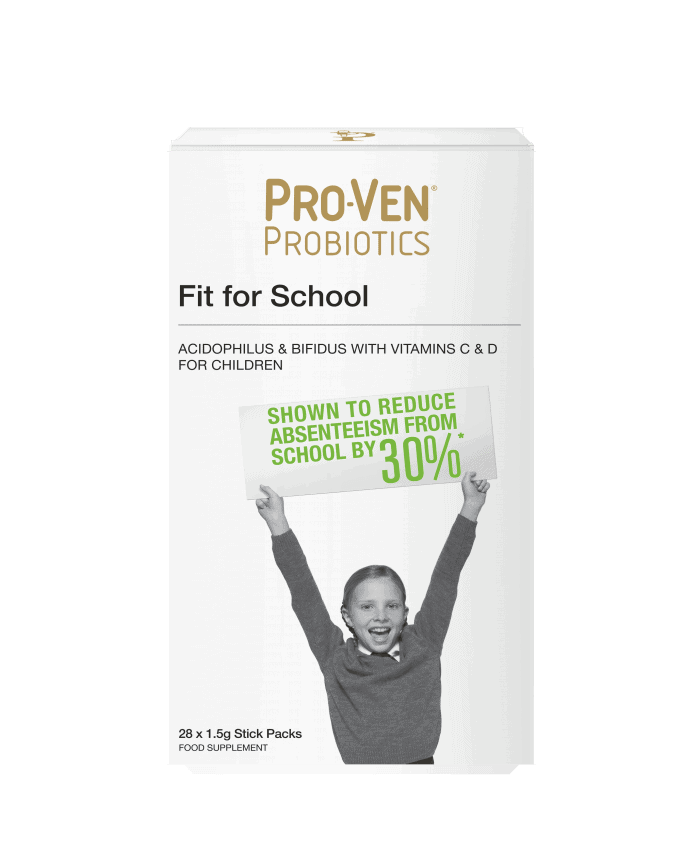 Fit for School product by ProVen Probiotics