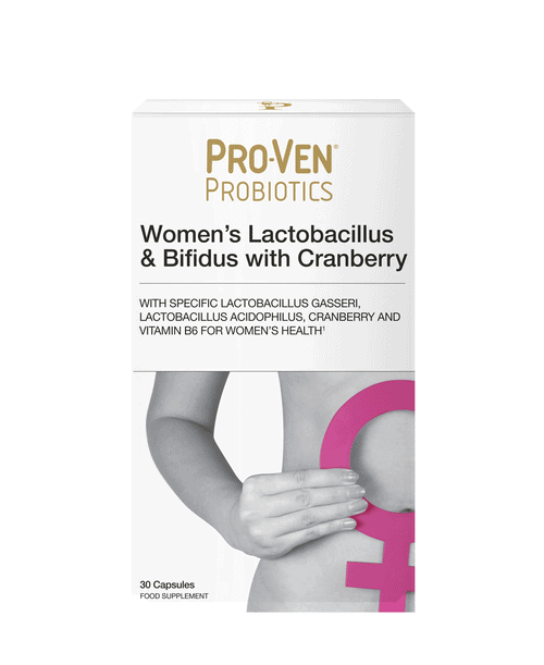Womens product by ProVen Probiotics