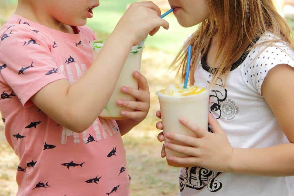 Best probiotics for kid's health and their improved gut health