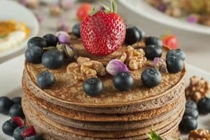 How to make Vegan Buckwheat Pancakes - ProVen Probiotics