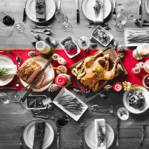 Christmas food alternatives for a healthy gut - ProVen Probiotics