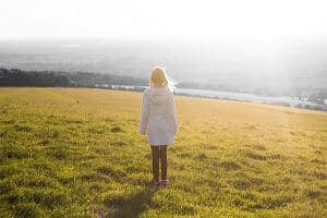 Get the kids outside and benefit from the circadian rhythm