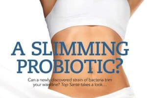 Top Sante article on ShapeLine being a slimming probiotic