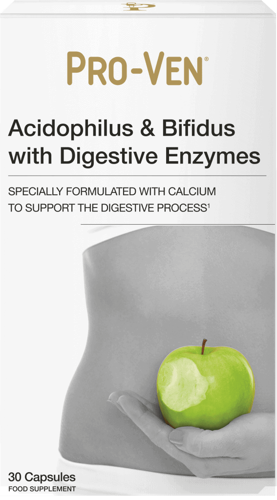 Digestive Enzymes Proven Probiotics as sold by Holland and Barrett