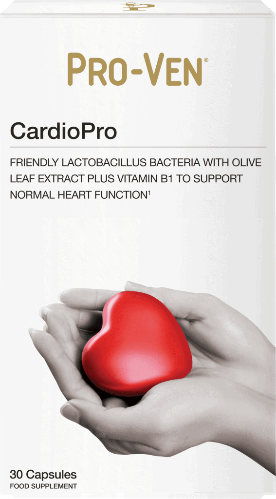 Heart Health Proven Probiotics as sold by Holland and Barrett