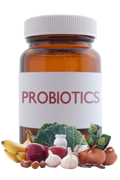 Probiotics can be found naturally in many foods and drinks as well as a supplement