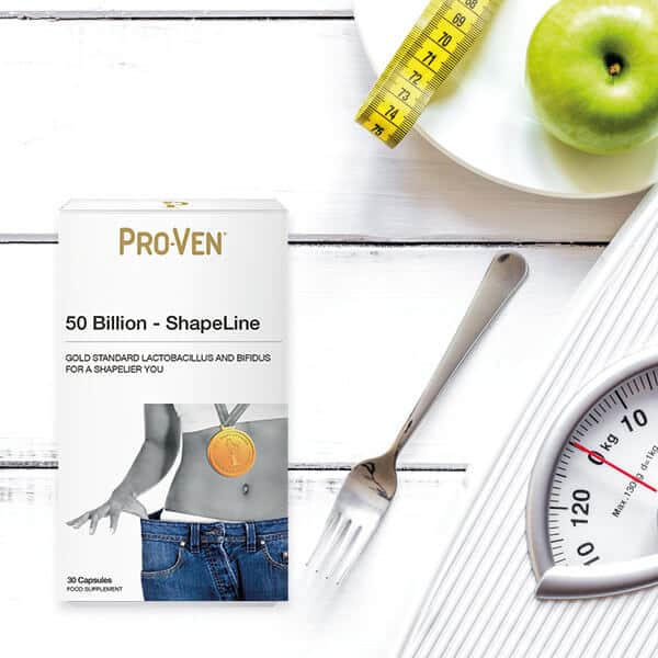 ShapeLine - a lifestyle product from ProVen Probiotics