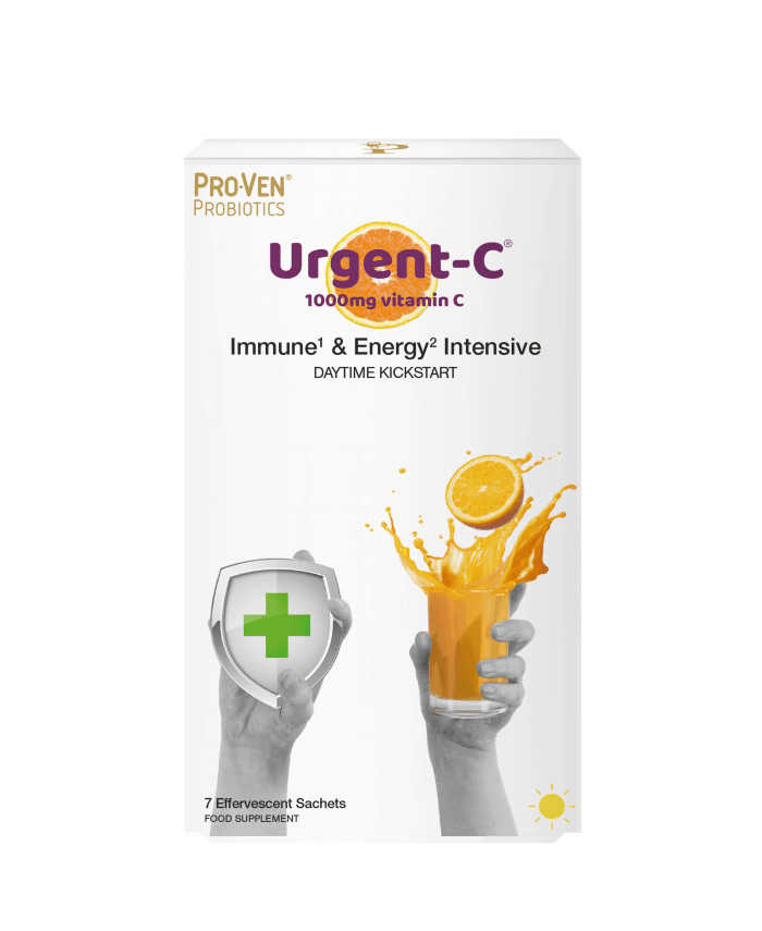 Urgent C - Everyday Immune and Energy Intensive product