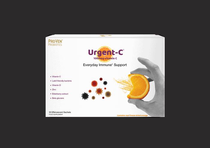 Urgent C - Everyday Immune Support product