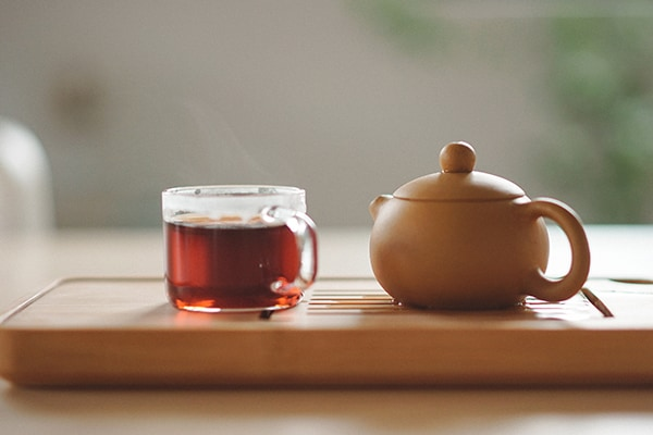 Identify your favourite cup of tea and its direct benefit to a healthy gut