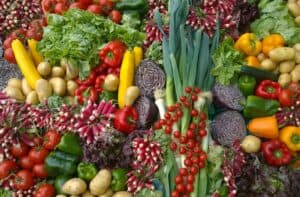 Rediscover 100 vegetables for a healthy gut