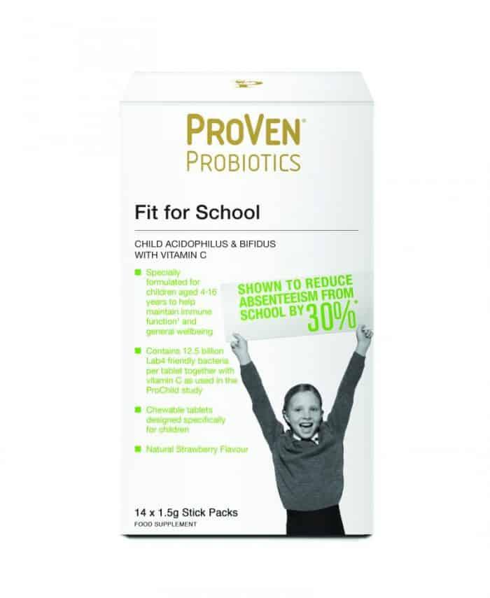 ProVen Probiotics Fit for School product