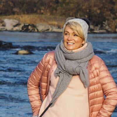 Nikki Garnett, social media influencer and a supporter of the ProVen brand