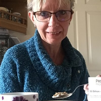Over 40 and a Mum to One, social media influencer and a keen supporter of the ProVen brand